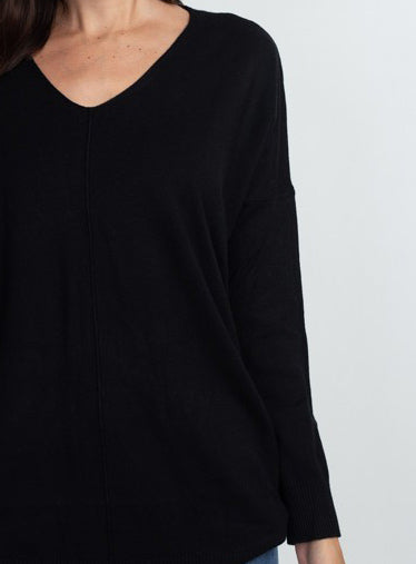Addison Sweater - Black