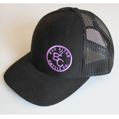 Bad Bitch Cattle Co Hat - Prairie Rose Boutique