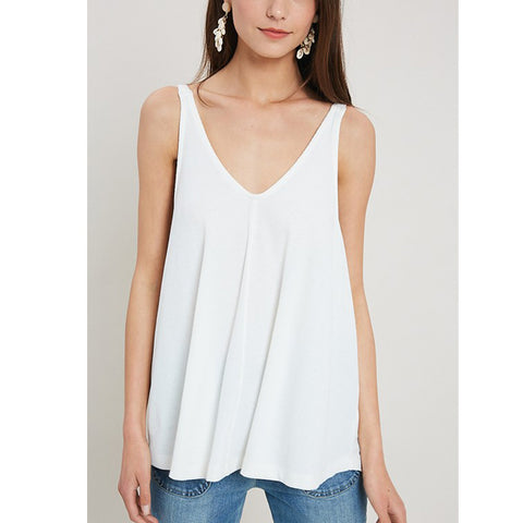 Betty Basic Tank - Prairie Rose Boutique