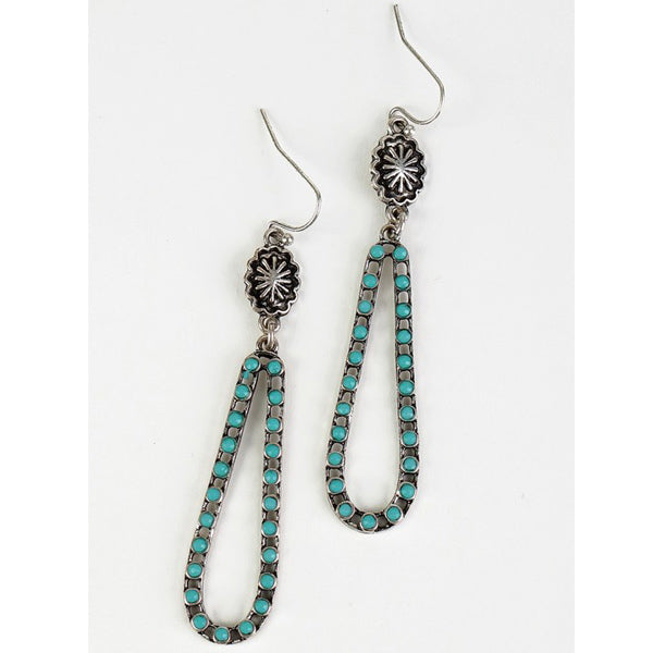 Boho Cowgirl Earrings - Prairie Rose Boutique