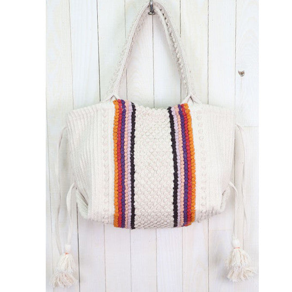 Key West Tote Bag - Prairie Rose Boutique