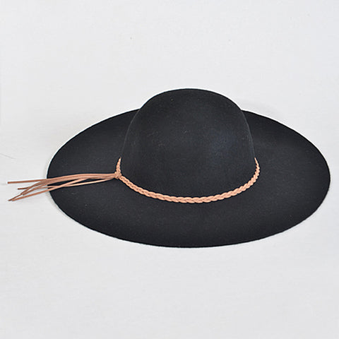 Georgia Hat - Black