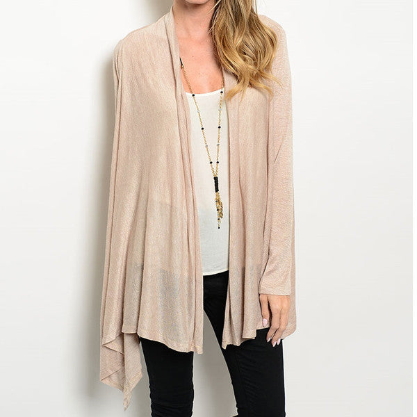 Sweet Love Cardigan - Prairie Rose Boutique