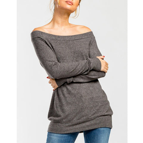 Stacey Sweater - Charcoal