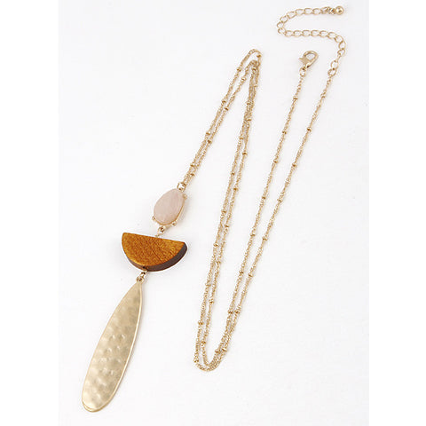 Day To Day Necklace - Prairie Rose Boutique