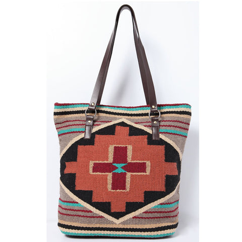 Santa Barbara Tote - Prairie Rose Boutique