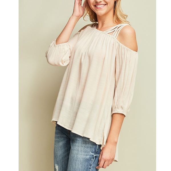 McKenna Top - Prairie Rose Boutique