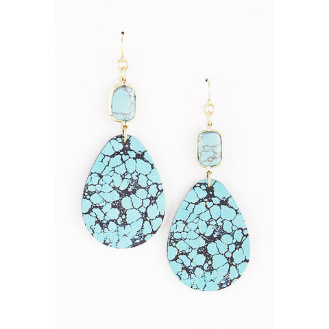 Pondarosa Earrings - Prairie Rose Boutique
