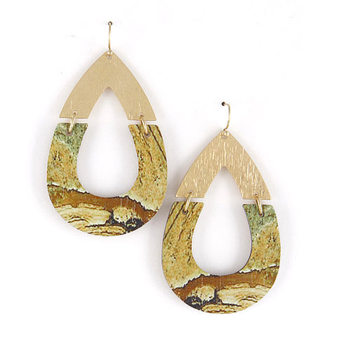 Shiloh Earrings - Prairie Rose Boutique