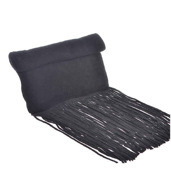 Forever Fringe Leather Clutch - Prairie Rose Boutique