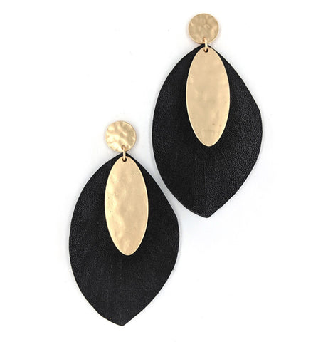 Sylvia Earrings - Prairie Rose Boutique