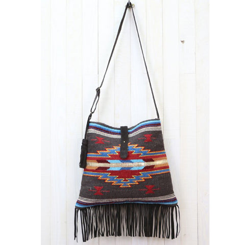 Sante Fe Crossbody Bag - Prairie Rose Boutique