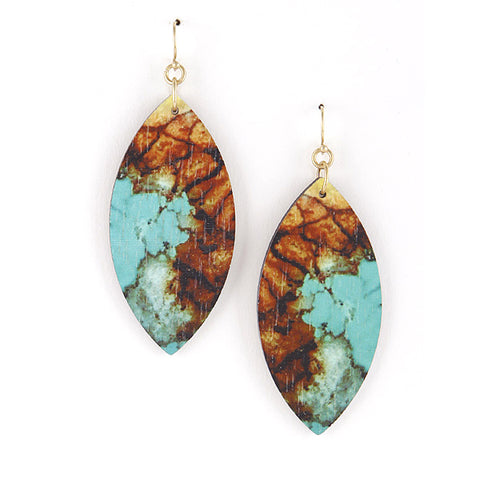 Sedona Earrings - Prairie Rose Boutique