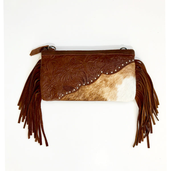 Rodeo Girl Clutch - Prairie Rose Boutique
