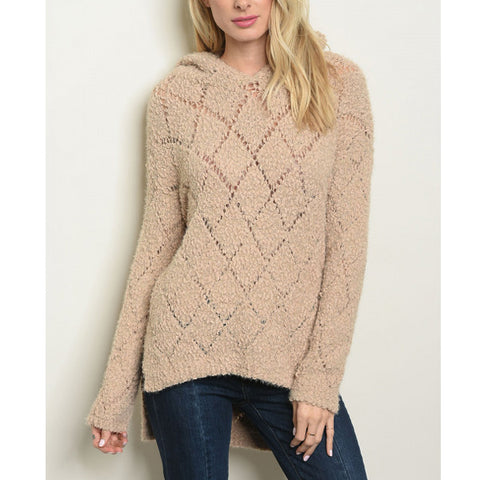 Haley Sweater - Prairie Rose Boutique