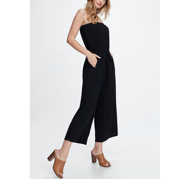 Gina Jumpsuit - Prairie Rose Boutique