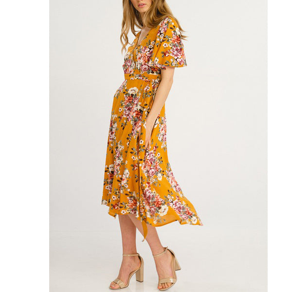 Julia Dress - Prairie Rose Boutique