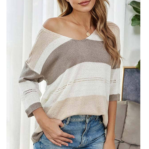 Kelsey Knitted Top