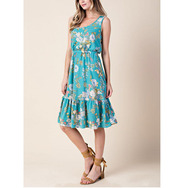 Jackie Dress - Prairie Rose Boutique
