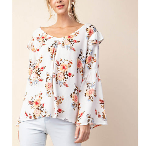 Kami Top - Prairie Rose Boutique