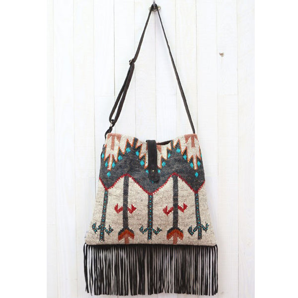 Las Cruces Crossbody Bag - Prairie Rose Boutique