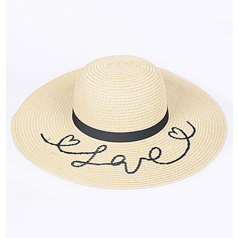 Love Floppy Sun Hat