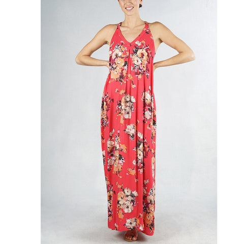 Haley Maxi Dress