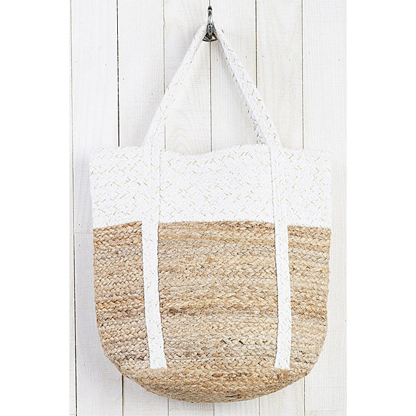Playa Del Carmen Jute Tote - Prairie Rose Boutique