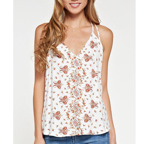 Lisa Top - Prairie Rose Boutique