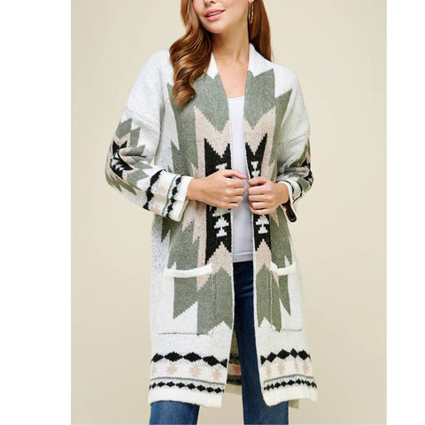 Mesa Sweater - Prairie Rose Boutique