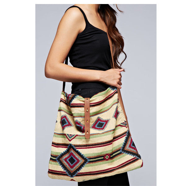 Sunrise Tote - Prairie Rose Boutique
