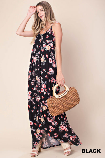 Madeline Maxi Dress - Prairie Rose Boutique