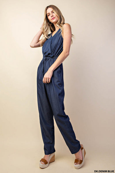Jessica Jumpsuit - Prairie Rose Boutique
