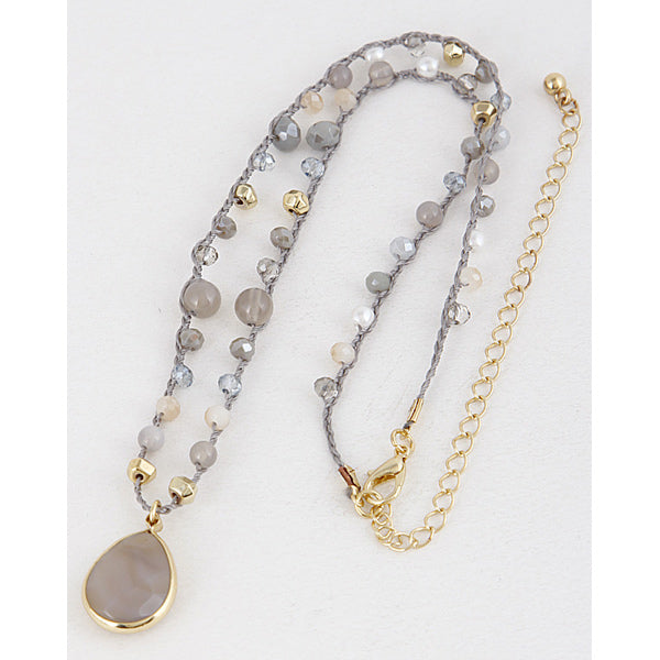 Kori Necklace - Prairie Rose Boutique