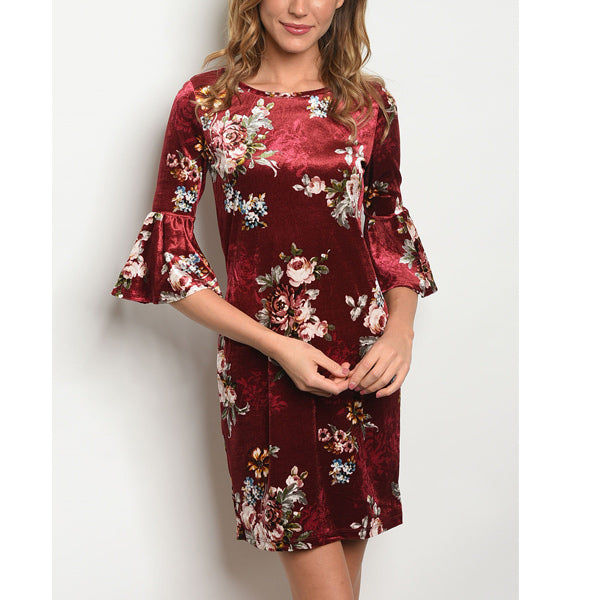 Noel Dress - Prairie Rose Boutique