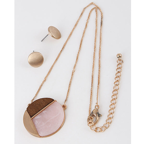 Sylvia Necklace - Prairie Rose Boutique