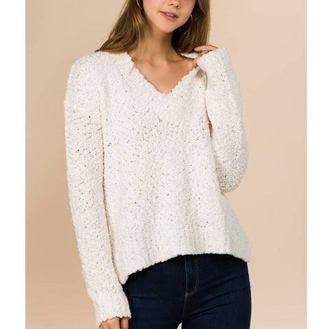 Karena Sweater - Prairie Rose Boutique