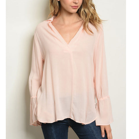 Rachel Top - Prairie Rose Boutique