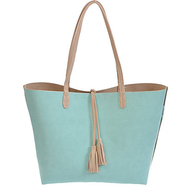 Double Duty Reversible Tote - Prairie Rose Boutique