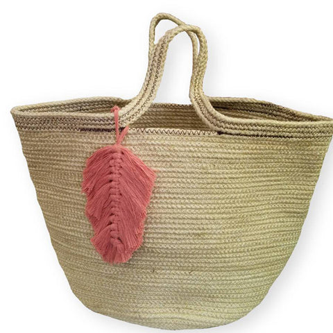 Santa Monica Beach Bag - Prairie Rose Boutique