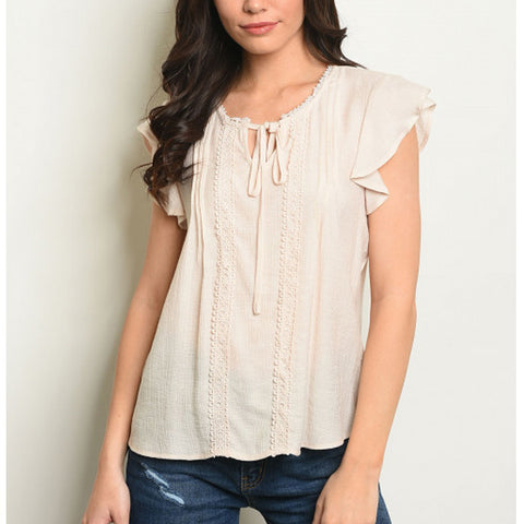 Sofia Top - Prairie Rose Boutique