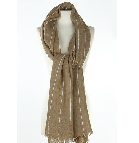Everyday Scarf - Taupe - Prairie Rose Boutique
