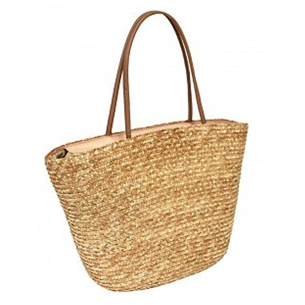 Key West Straw Tote - Prairie Rose Boutique