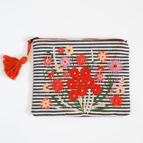 Summer Days Clutch Bag