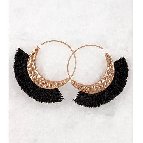 Tassel Earrings - Prairie Rose Boutique