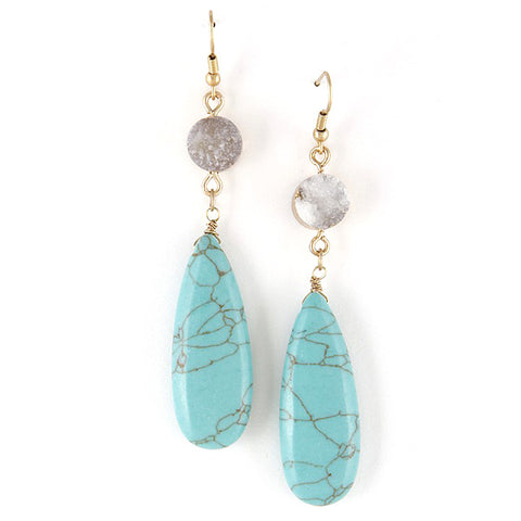 Jo Earrings - Prairie Rose Boutique