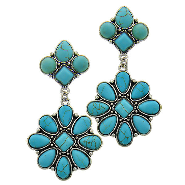 Lubbock Earrings - Prairie Rose Boutique