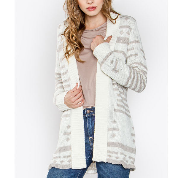 Keep Me Warm Cardigan - Prairie Rose Boutique