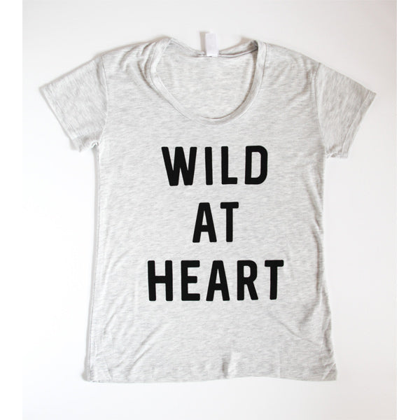 Wild At Heart Tee - Prairie Rose Boutique
