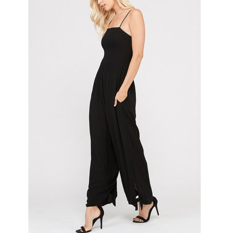 Lori Jumpsuit - Prairie Rose Boutique
